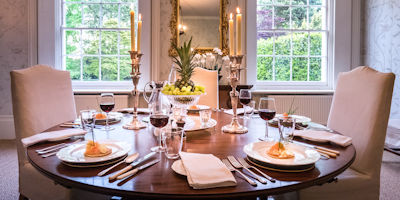 Old Whyly Food Dining Boutique Bed Breakfast In East Sussex